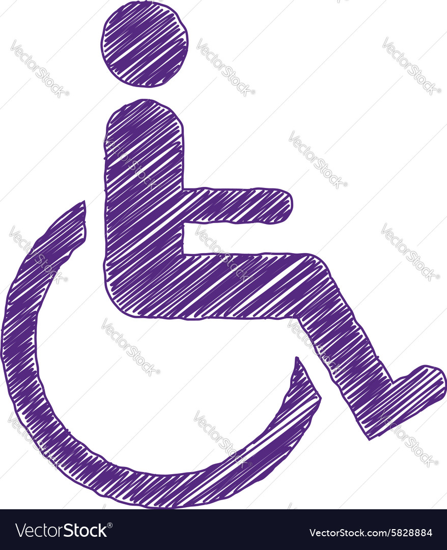 Mobility accessibility vector