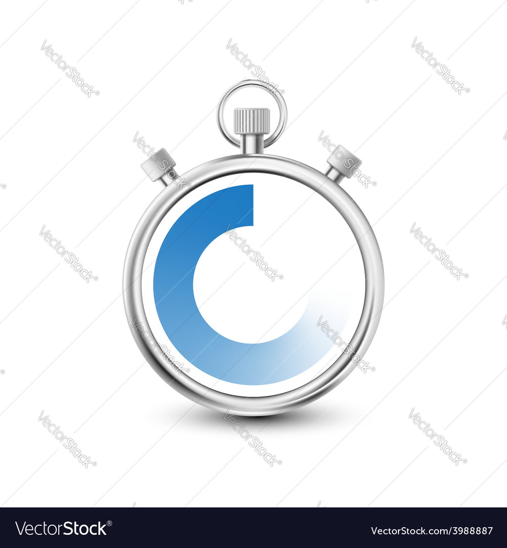 Stopwatch to measure time intervals vector