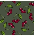 CherryPattern21 vector image
