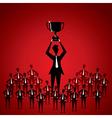 Business motivation vector image