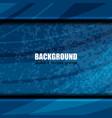 background grunge blue vector image