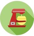 Flour Mixer vector image
