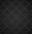 Seamless Abstract Poker Pattern Black vector image
