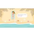 404 error page template for website Cute beautiful vector image