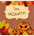 halloween background1 vector image
