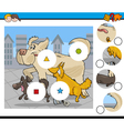 activity for kids vector image