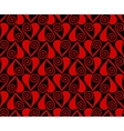 heart seamless pattern Love background vector image