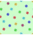 Flower seamless pattern 4-08 vector image