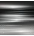 Gray abstract metallic background vector image