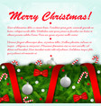 holiday celebrating background vector image