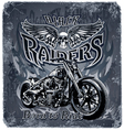 Black Raiders vector image