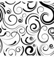 seamless artistic wallpaper vector image