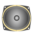 Speaker 2 vector image vector image