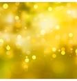 Glittery yellow Christmas background EPS 10 vector image vector image