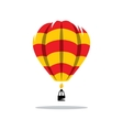 Air Balloon Cartoon vector image