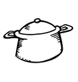 cookware vector image vector image
