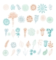 Flowers Graphics vector image