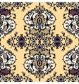 abstract seamless pattern with geometric vector image