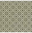 ornate geometry seamless pattern vector image