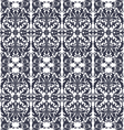 Ornate vintage seamless pattern vector image