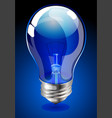light- bulb vector image