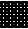 Rhombus and circle seamless pattern 1-08 vector image