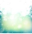 Lights On Blue Background EPS 10 vector image vector image