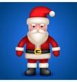 Santa Claus Character vector image