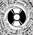 VinylPlate vector image