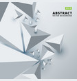 abstract geometric background for your business vector image