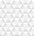 gray hexagon seamless vector image