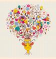 creative thinking vector image