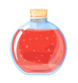 Big Elixir Bottle vector image