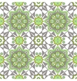 arabic Embossed vintage classic seamless geometric vector image