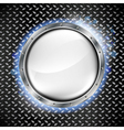 abstract background with techno elements vector image vector image