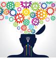 Technology Business idea vector image