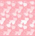 hand-drawn vintage seamless pattern vector image