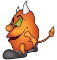 Small Devil vector image