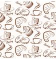 bakery seamless vector image