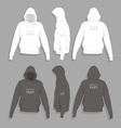 Men s t-shirt design template vector image