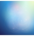 Elegant abstract blue background vector image