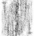 grunge black texture vector image
