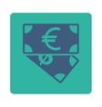 Banknotes icon vector image