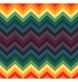 Geometric zigzag seamless pattern vector image