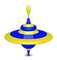 humming-top vector image
