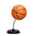 Basketball souvenir vector image