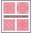 Symmetry seamless pattern vector image