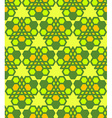 green salad orange abstract geometric seamless vector image