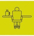 office icon design vector image