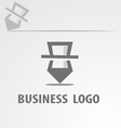 business Logotype vector image